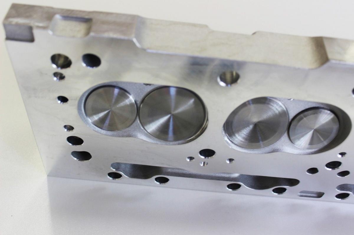 CHRYSLER 360-340-318 SMALL BLOCK ALUMINIUM HEADS