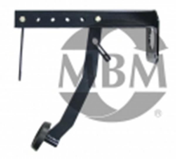 UNDER DASH  BRAKE PEDAL ASSEMBLY FIREWALL MOUNT SUIT AUTO