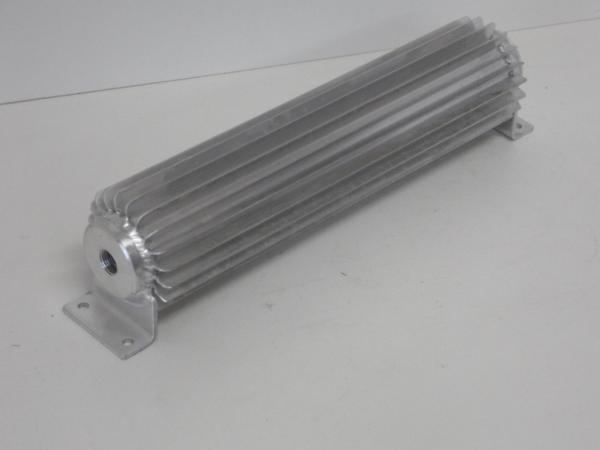 12 INCH TRANSMISSION COOLERS SINGLE PASS 3/8 NPT FITTINGS