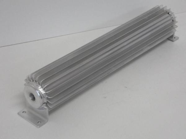 18 INCH TRANSMISSION COOLERS SINGLE PASS 3/8 NPT FITTINGS