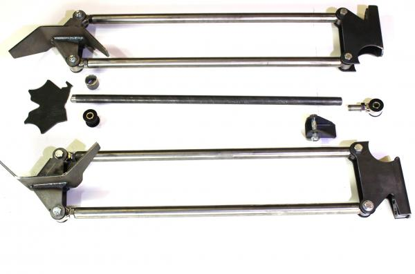 1932-34 FORD 4 Bar Rear Parallel link kit