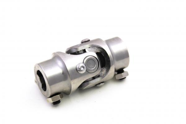 "STEERING UNIVERSAL JOINT 3/4"" DD TO 3/4"" 36 SPLINE STAINLESS ENGINEER APPROVED"