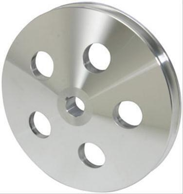 SAGINAW POWER STEERING PUMP PULLEY WITH HOLES KEY WAY STYLE