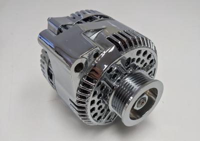 FORD 3G CHROME ALTERNATOR - 140 AMP