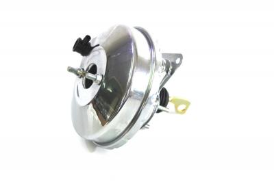 FORD MUSTANG 9 INCH SINGLE DIAPHRAM BRAKE BOOSTER CHROME
