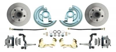 GM DISC BRAKE CONVERSION FOR A,F & X BODY GM CARS