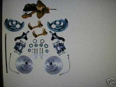 GM Disc brake conversion suit A,F & X BODY GM Cars