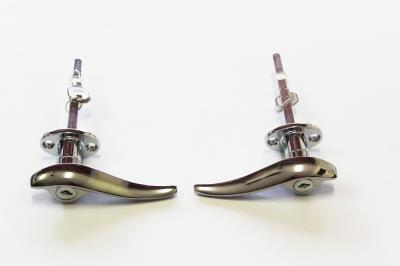 1932-34 Ford Door Handles Locking Pair