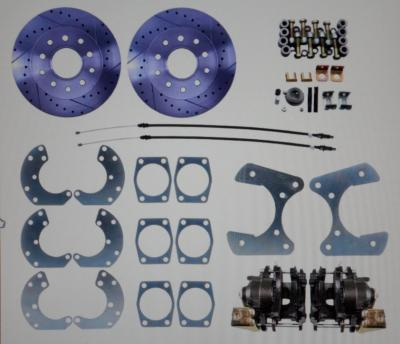 Ford Mustang 8 3/4 Inch Rear Disc Brake Conversion Kit