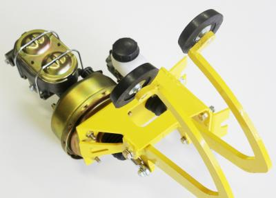 UNDER FLOOR BRAKE AND CLUTCH PEDAL ASSEMBLY
