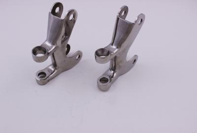 BATT WINGS SUIT EARLY FORD I BEAM AXLE POLISHED STAINLESS