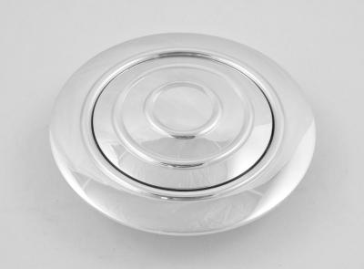 POLISHED BILLET BANJO STYLE HORN BUTTON