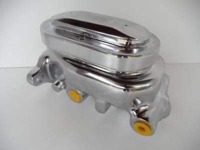 Chrome aluminium master cylinder 1