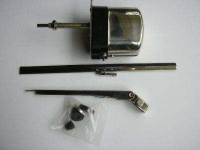 Hot Rod Windscreen Wiper Kit 12v Motor + Arm and Blade