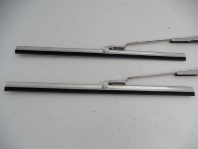 STAINLESS WIPER ARMS AND BLADES SUIT HOT ROD
