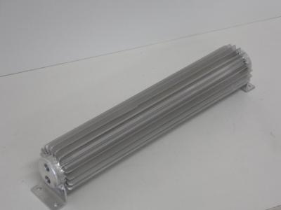15 INCH TRANSMISSION COOLERS DUAL PASS 1/4 NPT FITTINGS