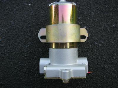 HOLLEY STYLE ELECTRIC FUEL PUMP 140 GPH