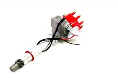 Big Block Chev Electronic Distributor Red Cap