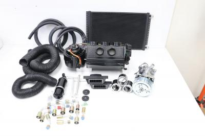 NEW! MAXI KOOLER INTEGRATED AIR CONDITIONING + HEATER + DEMISTER UNDER DASH UNIT COMPLETE PACKAGE