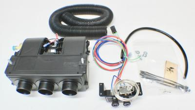 NEW! HOT ROD MINI INTEGRATED AIR CONDITIONING COOL ONLY UNDER DASH UNIT COMPLETE PACKAGE