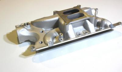 FORD WINDSOR STREET WARRIOR INLET MANIFOLD 289/302 SATIN