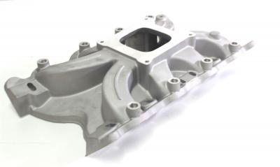 FORD 302-351 CLEVELAND TORQUE 2V INTAKE MANIFOLD SINGLE PLANE