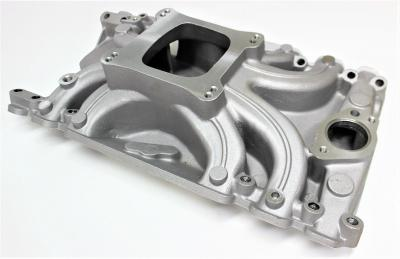 HOLDEN 253 308 SATIN INTAKE MANIFOLD SINGLE PLANE
