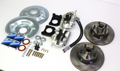 FORD MUSTANG 1964-69 FRONT DISC BRAKE CONVERSION KIT