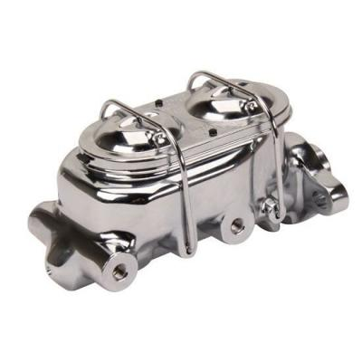 GM STYLE CHROME CLIP TOP MASTER CYLINDER