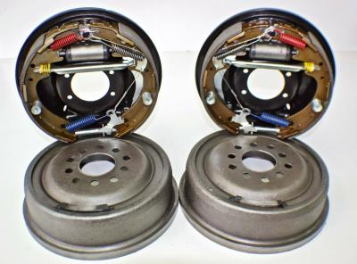 "FORD 11"" x 2-1/4"" DRUM BRAKE KIT for FORD 9 INCH DIFF FORD/CHEV STUD PATTERN"