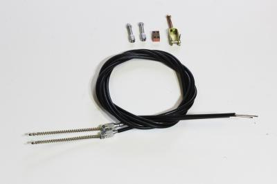 HAND BRAKE CABLE KIT - UNIVERSAL STYLE SUIT CHEV, HOLDEN, FORD BRAKES