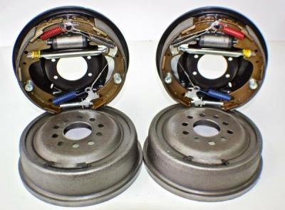 """FORD 11"""" x 2-1/4"""" DRUM BRAKE KIT for FORD 9 INCH DIFF"""