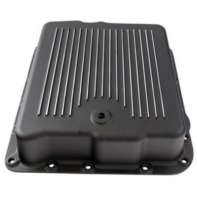 GM 4L60 4L60E BLACK ALLOY TRANSMISSION PAN