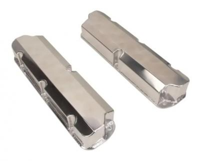 FORD WINDSOR FABRICATED ALUMINIUM VALVE ROCKER COVERS SATIN - 289,302,351
