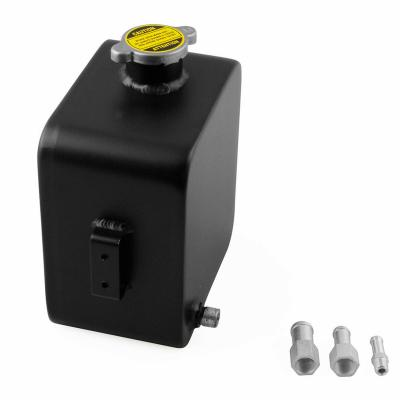 RADIATOR EXPANSION HEADER TANK 2.5L BLACK