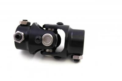 """STEERING UNIVERSAL JOINT 3/4""""DD TO 17MM DD BLACK ENGINEER APPROVED"""